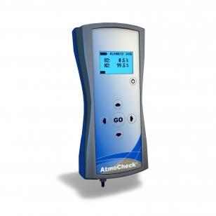 Prenosný analyzátor plynov...