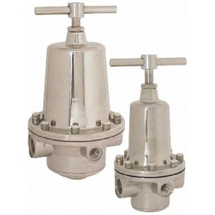Membránový redukčný ventil DM
