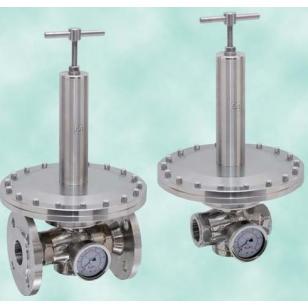 Membránový redukčný ventil DKN