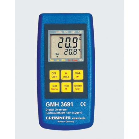 Oxymeter GMH 3691