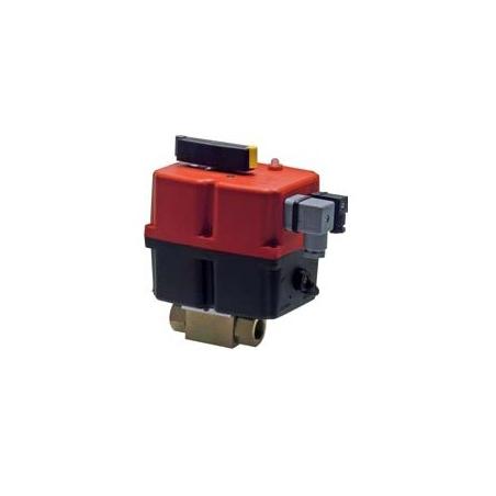 Vysokotlakové guľové ventily s elektrickým pohonom