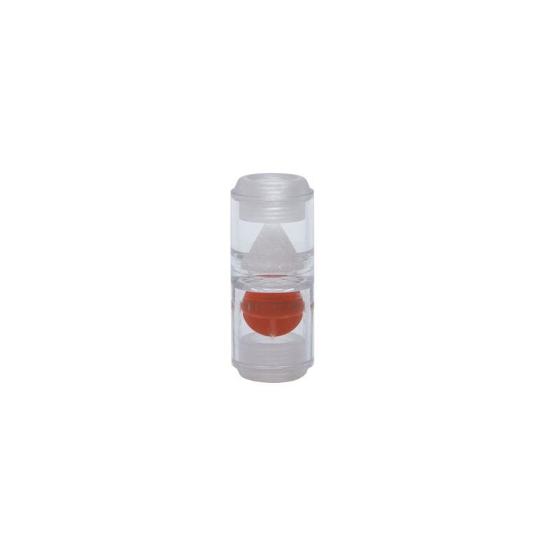 Plastový indikátor prietoku FIM14M