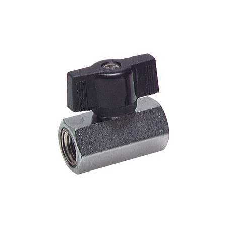 Guľový ventil mini BV 18 MKHE