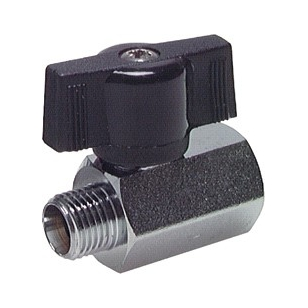 Guľový ventil mini BV 18...