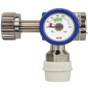 Medireg II, redukčný ventil...