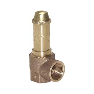 Poistný ventil SVW 10-16