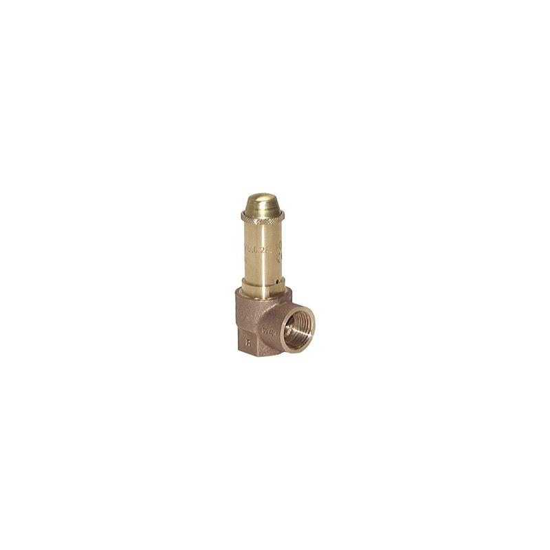 Poistný ventil SVW 20-25