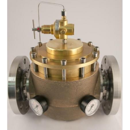 Redukčný ventil R126/DN100