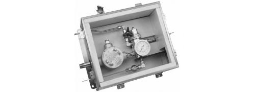 Odparovacie redukčné ventily