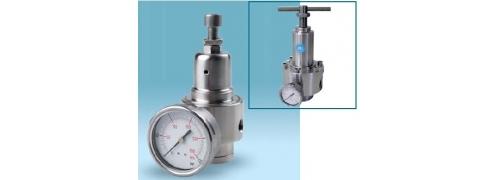 Stredotlakové redukčné ventily