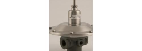 Redukčné ventily pre amoniak