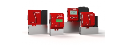 SmartTrak® digitálne tepelné hmotnostné prietokomery a regulátory prietoku